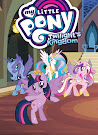 MLP My Little Pony Animated #8 Comic Cover A Variant
