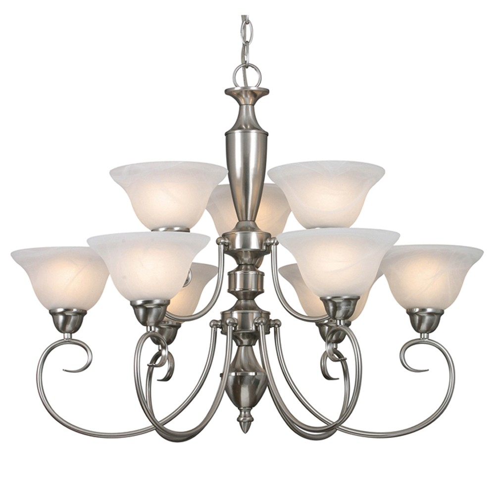 Trendy Chandeliers: Tips For Chandeliers Light: Many Types
