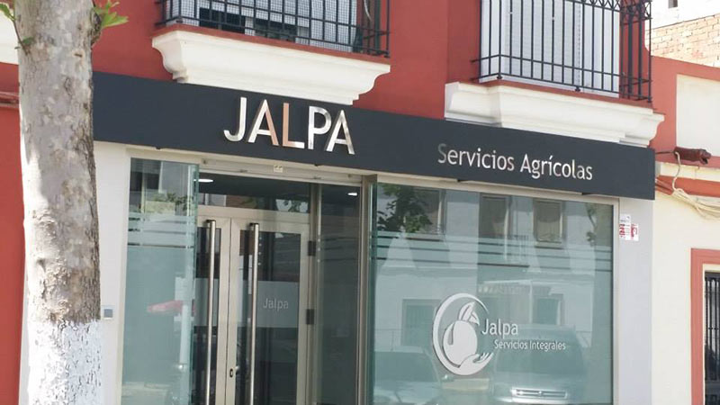 Estudio Honorio Aguilar - Oficina Servicios Agrícolas Jalpa