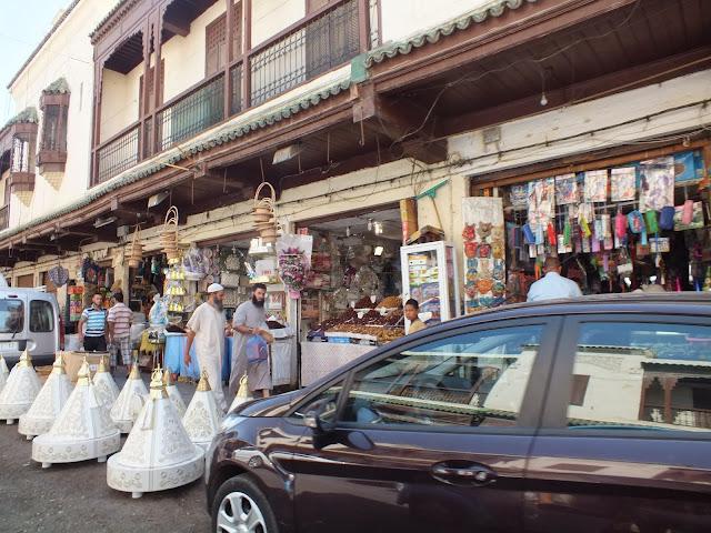 Tiendas Fez