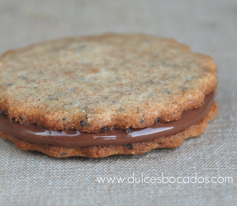 galletas de trigo sarraceno
