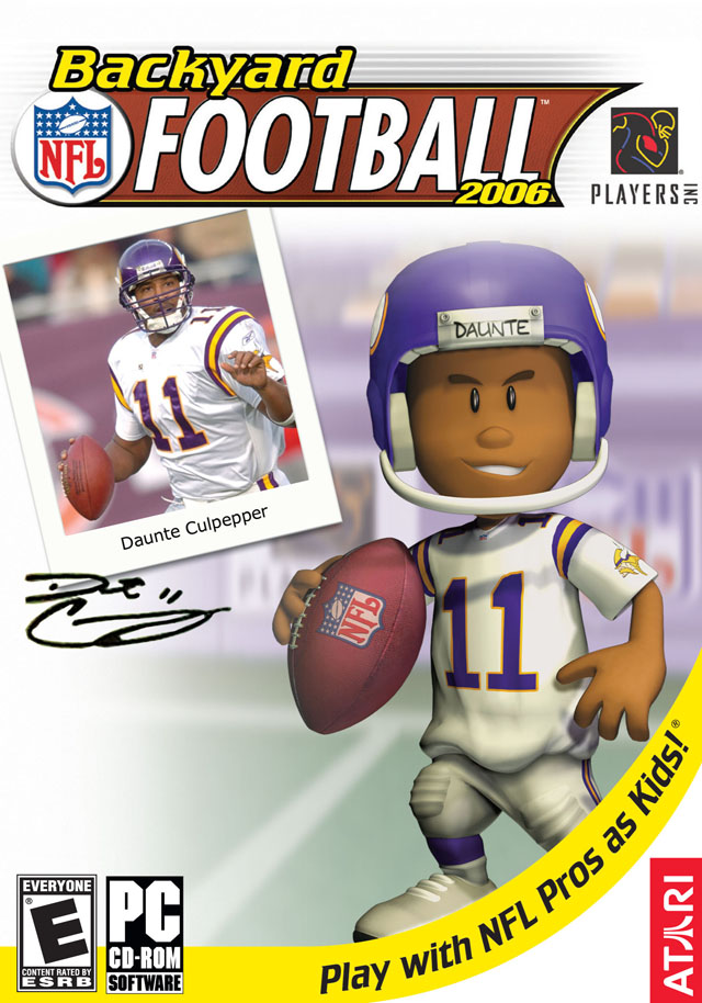 Backyard Football 2006 - Full Version Game Download ...