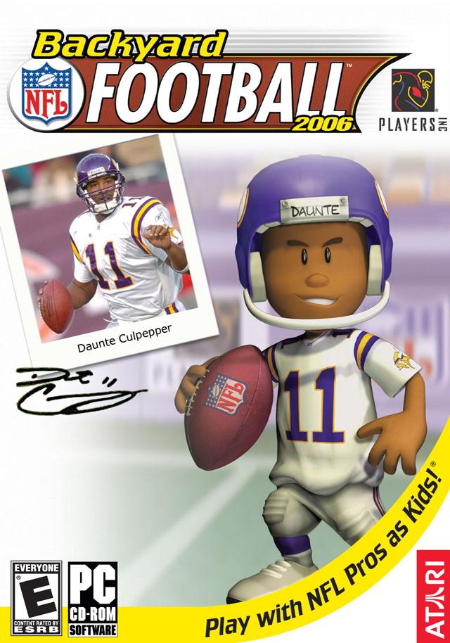 Backyard Football 2006 - Full Version Game Download ...
