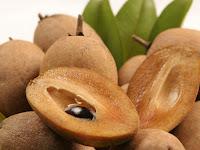 Beragam manfaat buah sawo