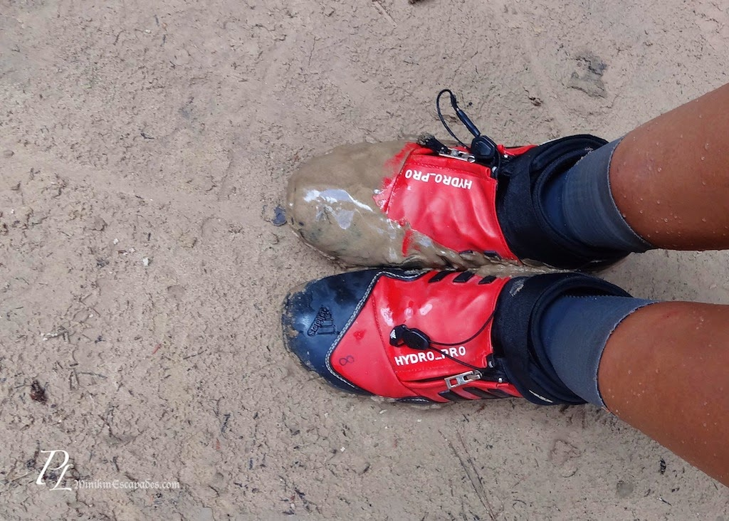 canyoning shoes for narrows