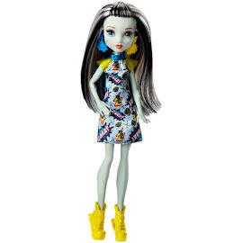 MH Popart Ghouls Frankie Stein Doll