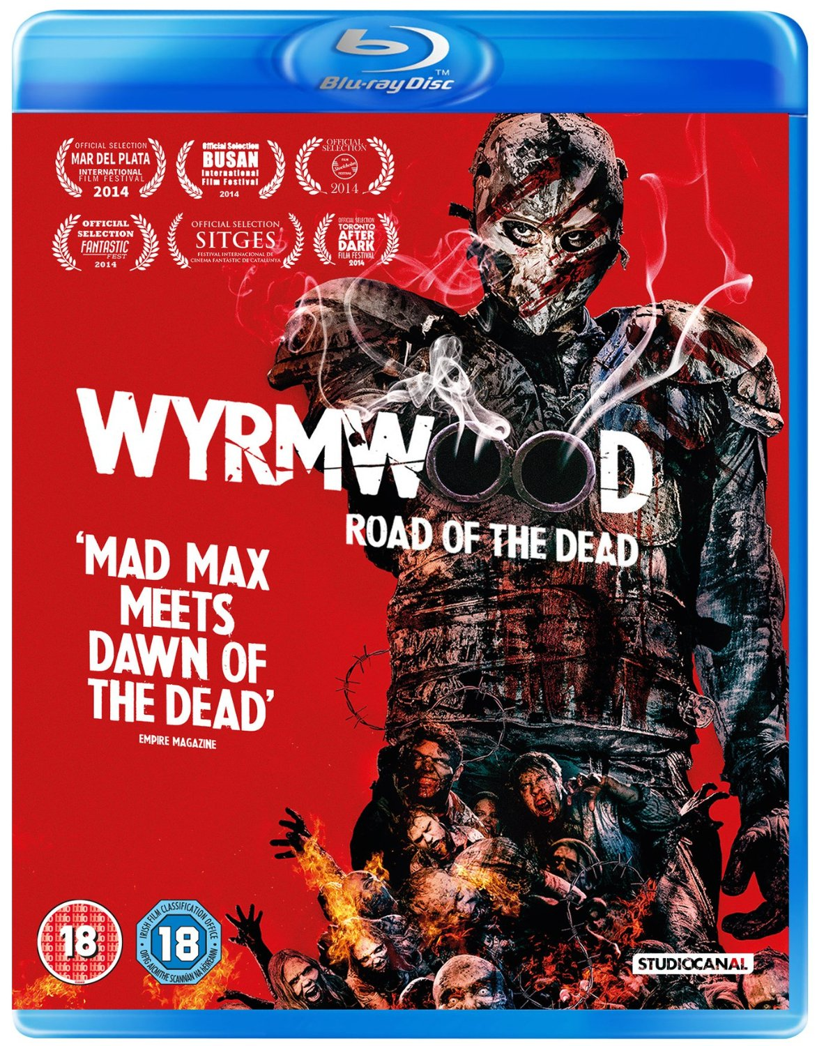 watching the dead wyrmwood road of the dead review