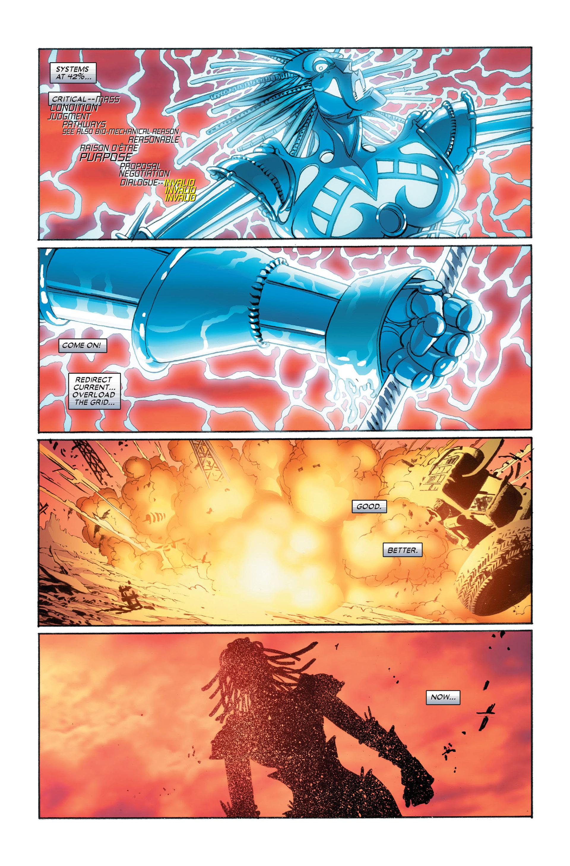 Read online Astonishing X-Men (2004) comic -  Issue #11 - 12