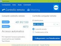Come usare Teamviewer: controllo PC via internet, assistenza remota e videoconferenze