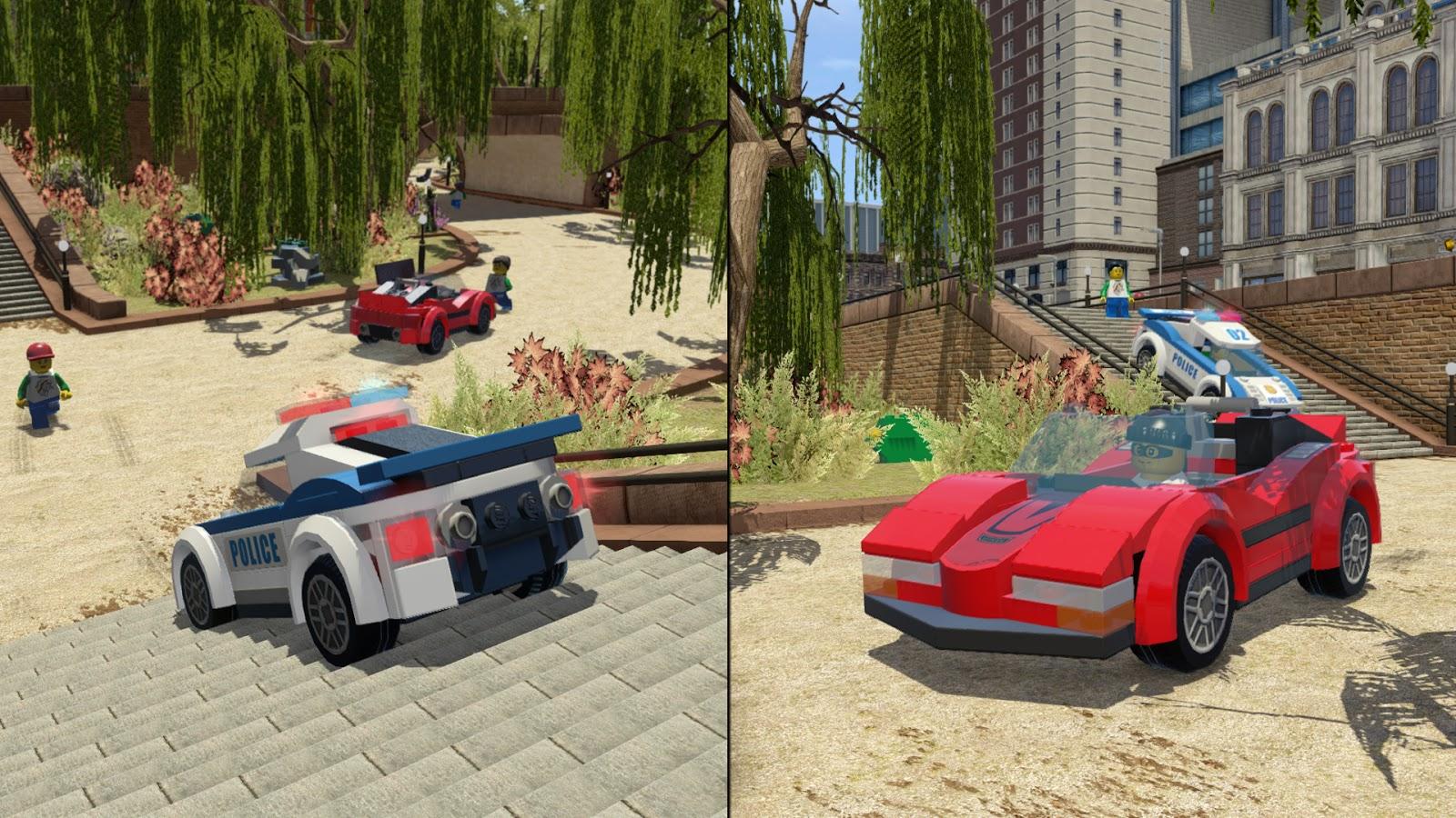 LEGO City Undercover ESPAÑOL PC Full + Update 2 (CODEX) + REPACK 4 DVD5 (JPW) 4