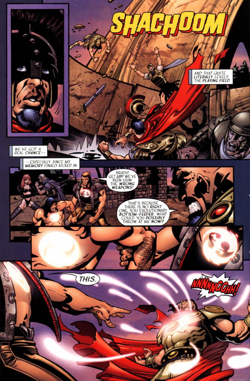Read online Sigil (2000) comic -  Issue #19 - 18