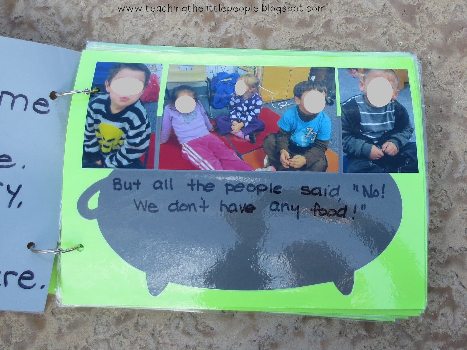Making Stone Soup In Preschool Teaching The Little People