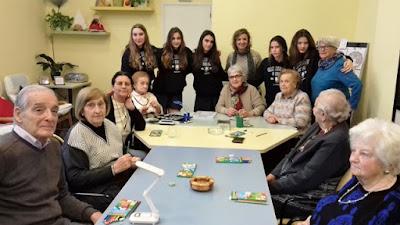 Usuaris i estudiants a l'Aviparc