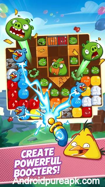 Angry Birds Blast Hack Apk