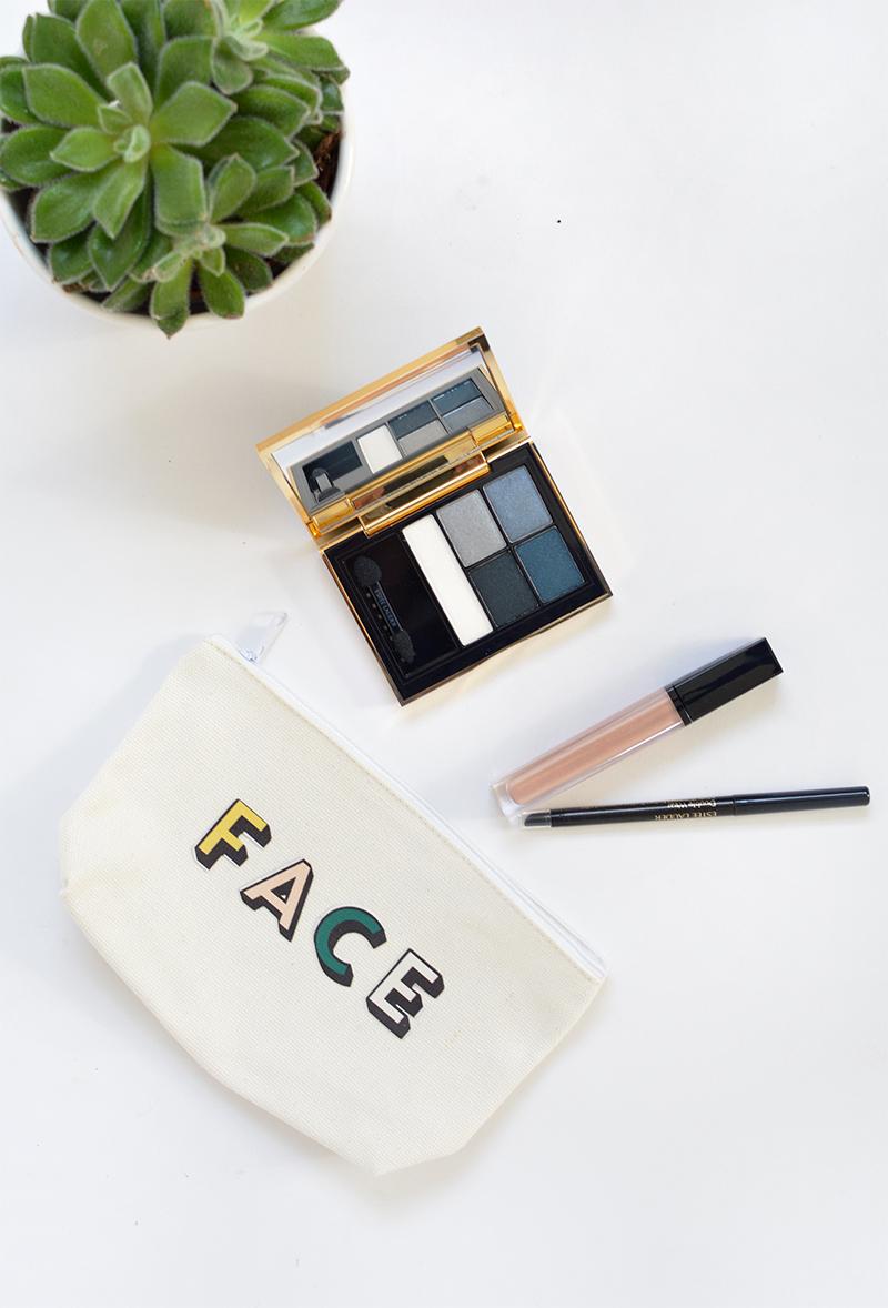 DIY make up bags