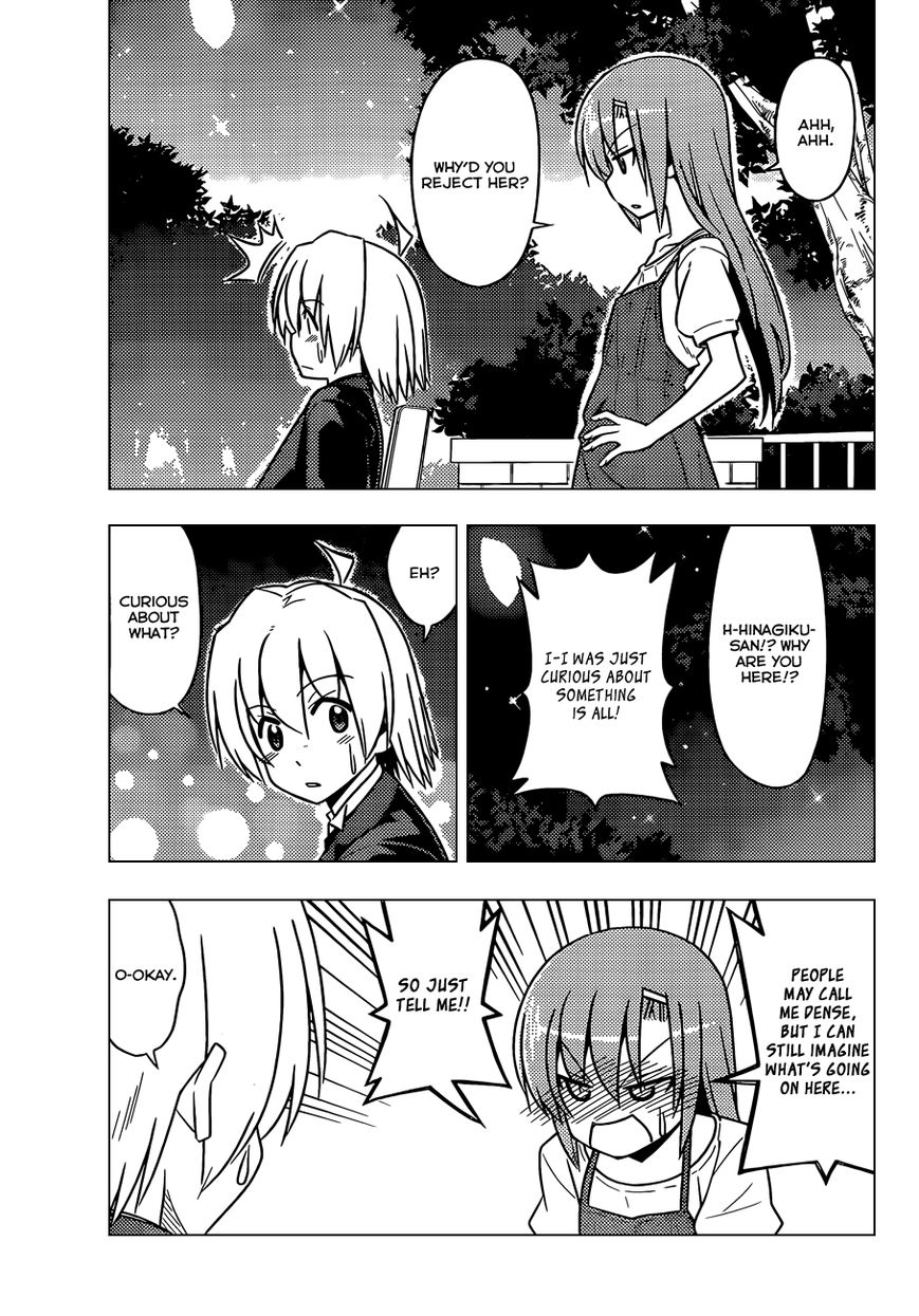 Hayate the Combat Butler - Chapter 517