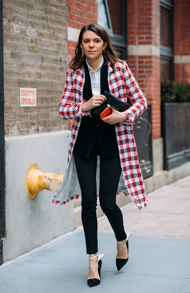 Stylish New York Fashion Week Fall 2018 Street Style Stylelista Confessions