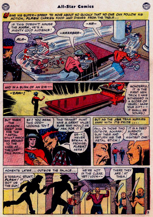Read online All-Star Comics comic -  Issue #53 - 17