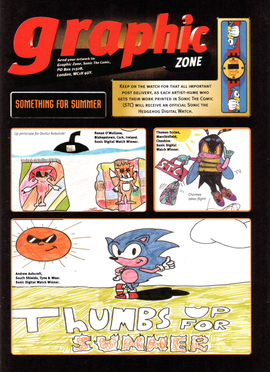Read online Sonic the Comic comic -  Issue #160 - 9