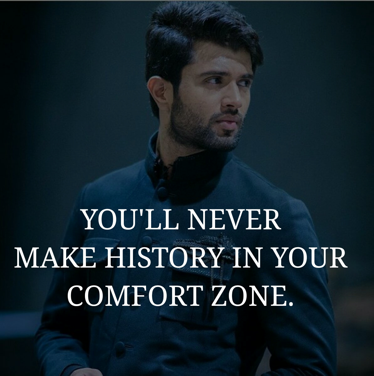 Vijay Devarakonda Motivational Quotes Collection Or Images Or Pics
