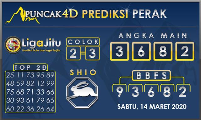 PREDIKSI TOGEL PERAK PUNCAK4D 14 MARET 2020