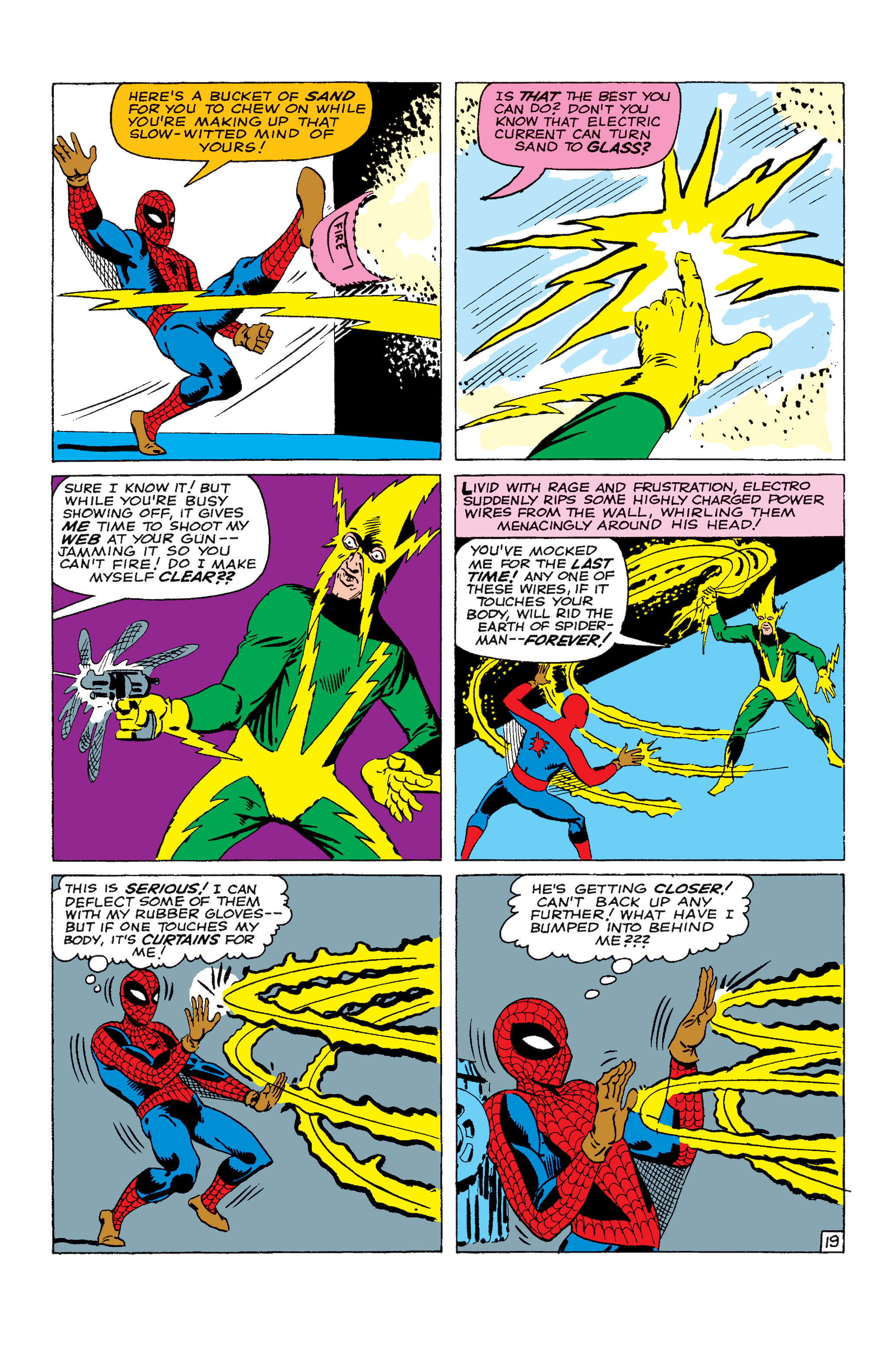 The Amazing Spider-Man (1963) 9 Page 19