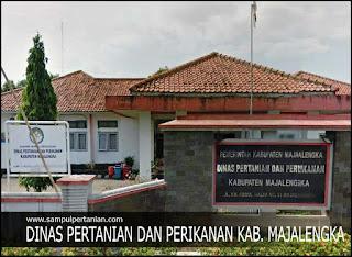 Alamat Dinas Pertanian dan Perikanan Kabupaten Majalengka