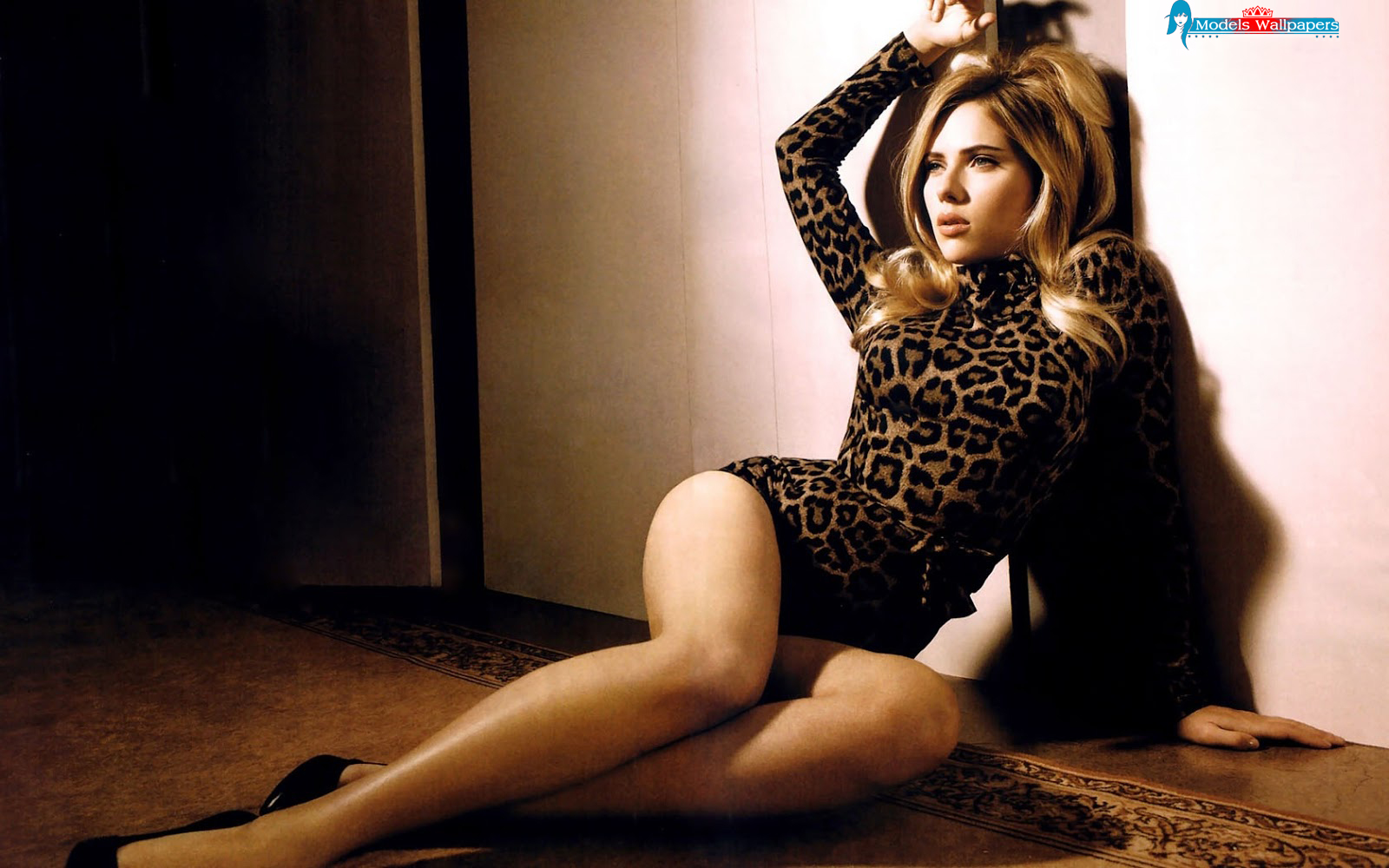 scarlett johansson model - photo #6