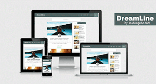 top 8 Mobile Friendly, Seo Optimized and responsive blogger template