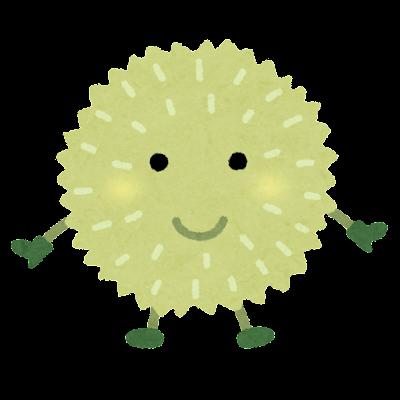食物繊維のキャラクター