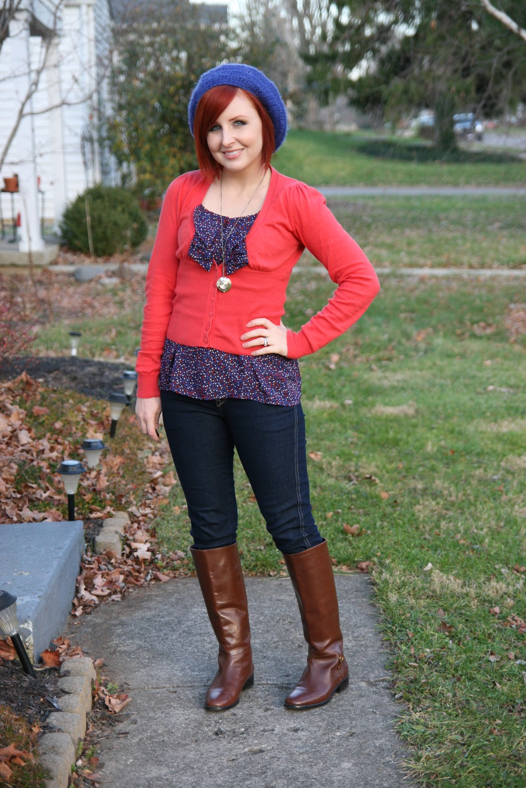 Thrift And Shout: Cute Outfit Of The Day: Bowling Chic
