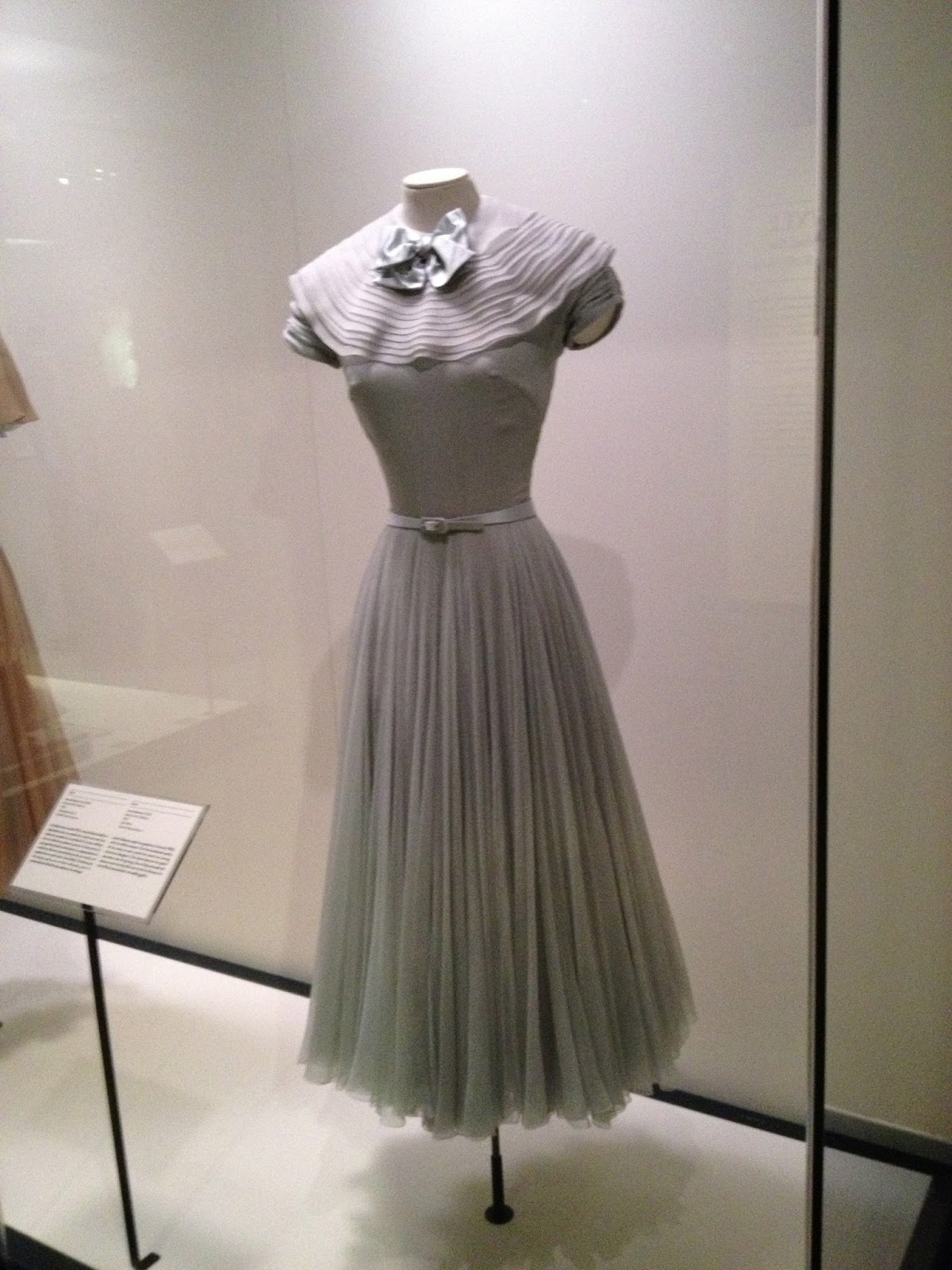 Grace Kelly Givenchy Outfit On Display At Mccord Museum