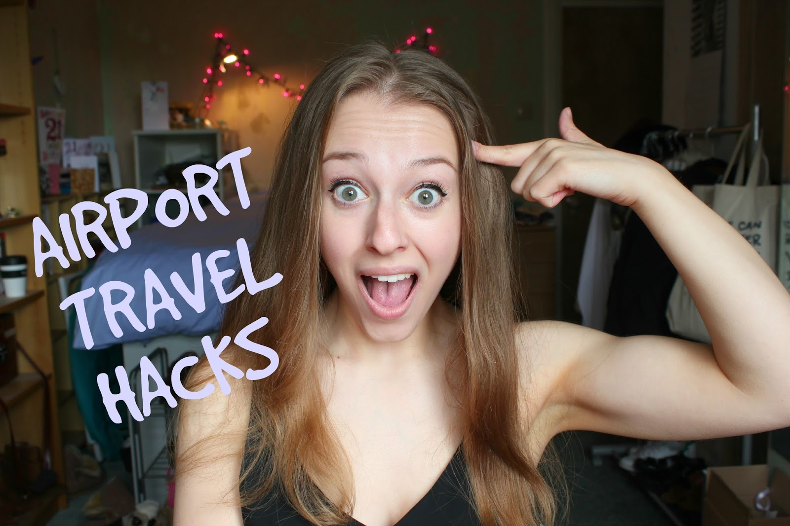Airport Travel Hacks
