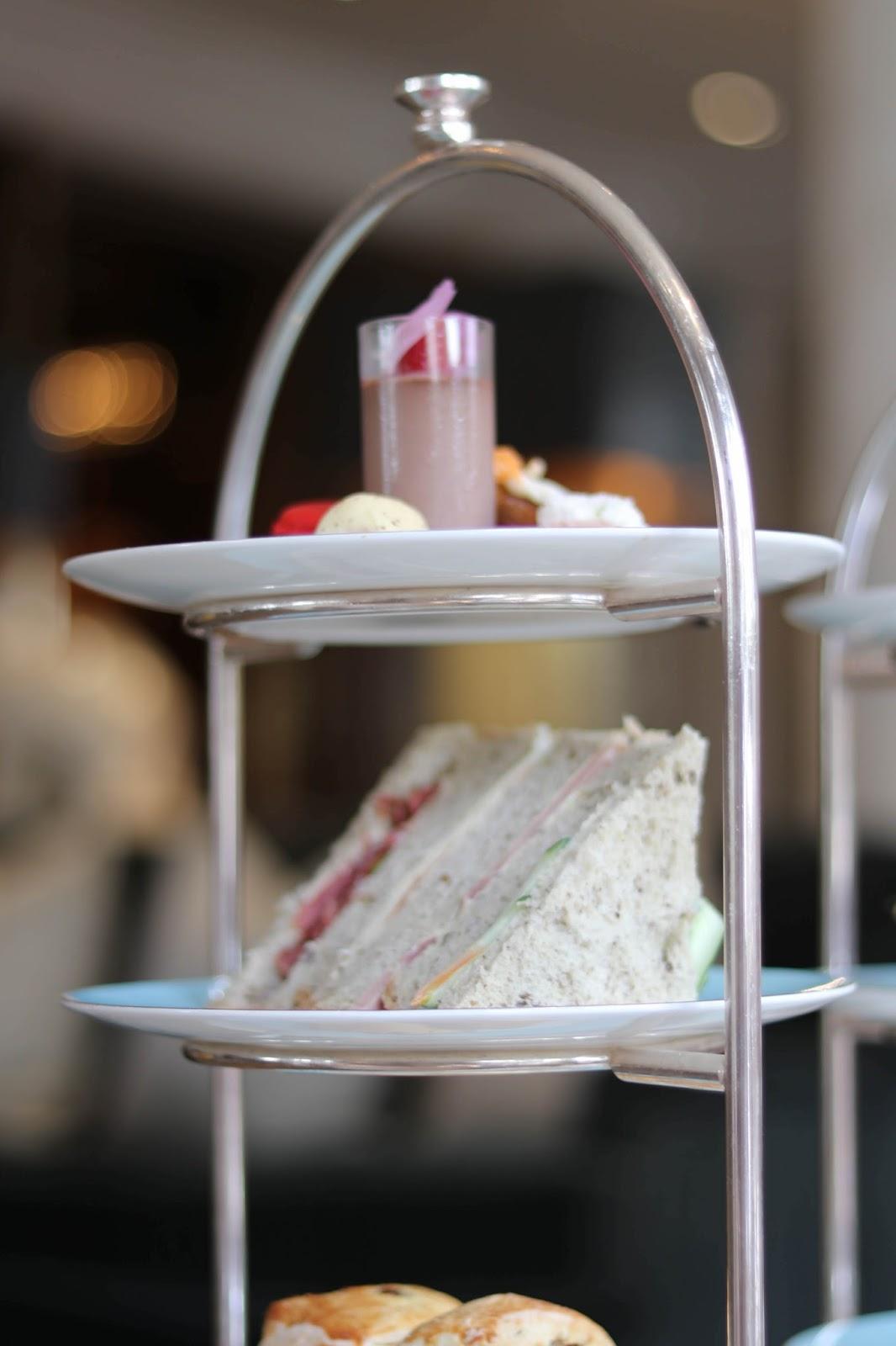 Afternoon Tea Kensington Hotel