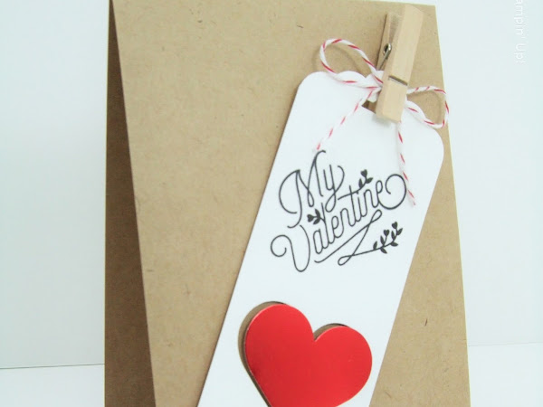 Super Simple Speedy Cards on Sunday #3 - Valentines Day!