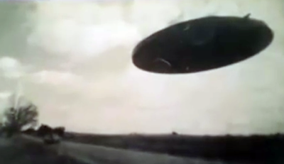 Clear Disk UFOs Photographed Back in 1958 Near Colima Volcano, UFO Sightings