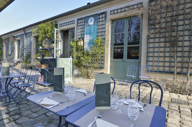 Restaurantes em Versalhes