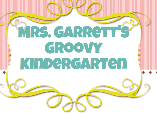 Kinder Garden: Mrs. Garretts Groovy Kindergarten: Pledge Of Allegiance