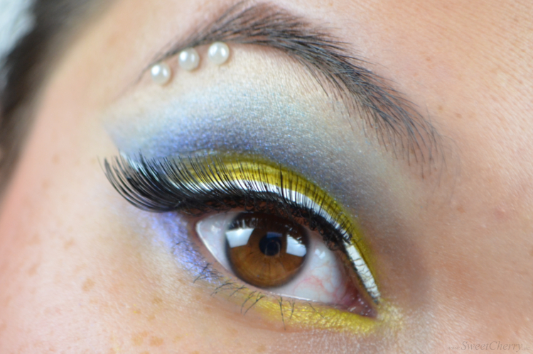 Sailor Moon Sailor Saturn Cosplay Make-up