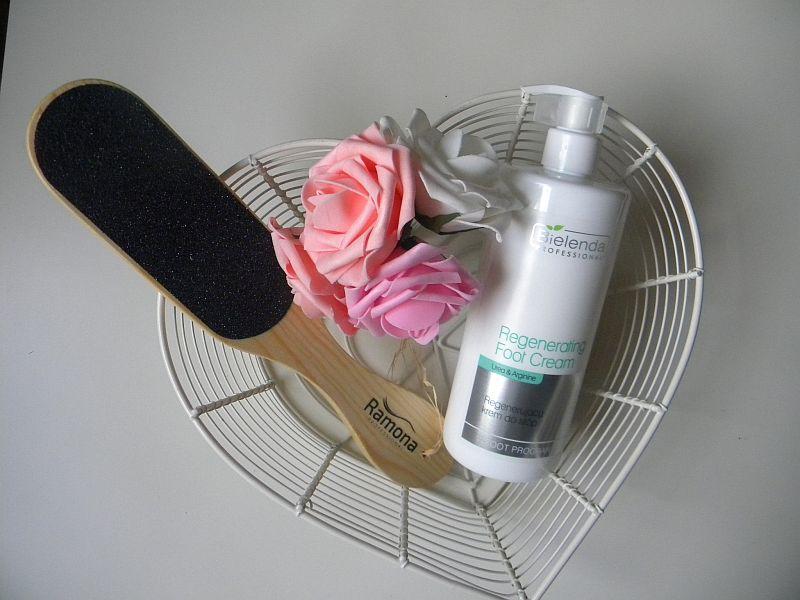 Maxel-cosmetics: Dwustronna tarka do stóp RAMONA, recenzja.