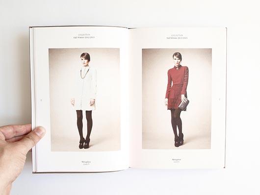 45  beautiful fashion lookbook designs