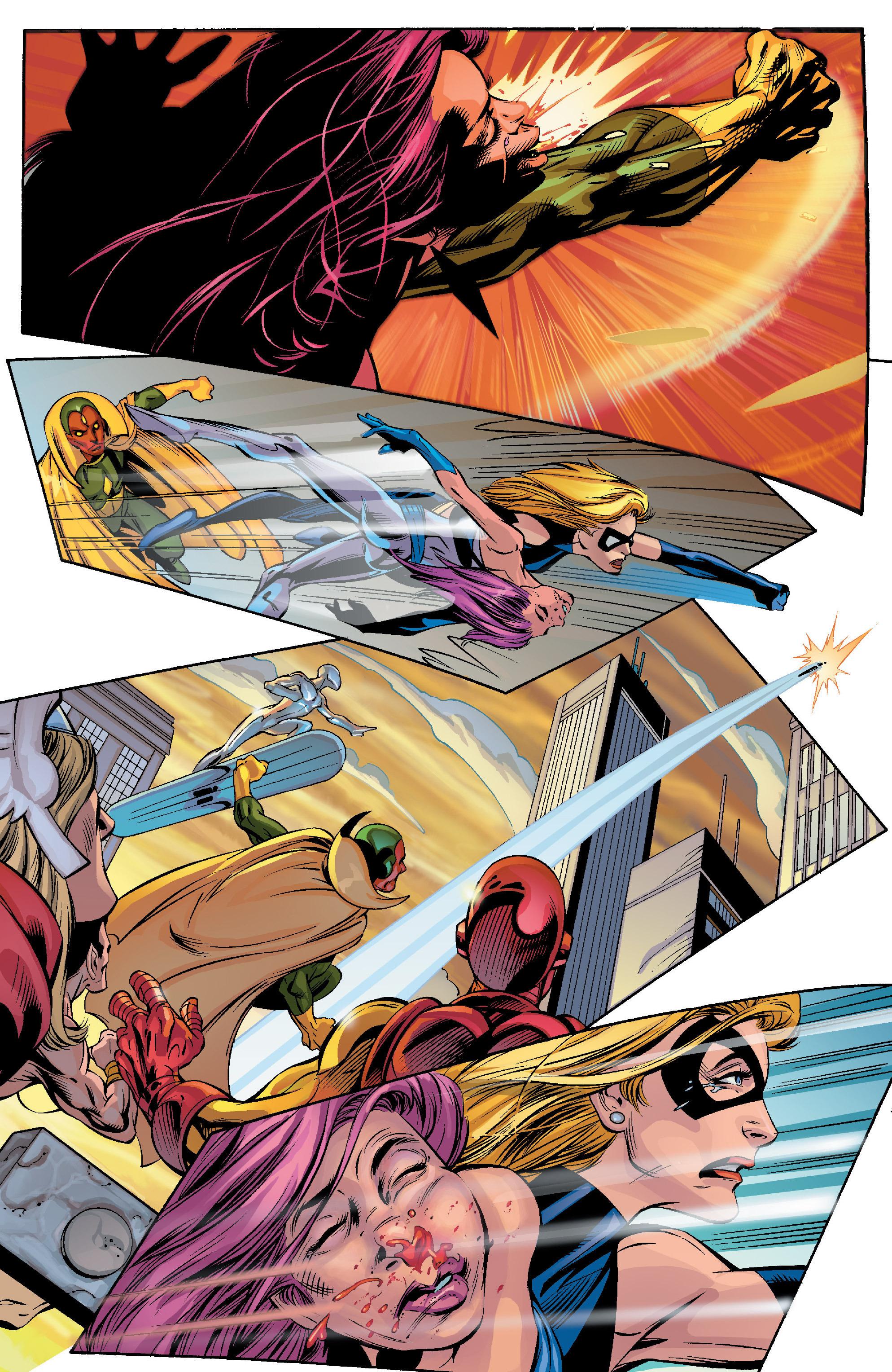 Read online Alias comic -  Issue #26 - 6