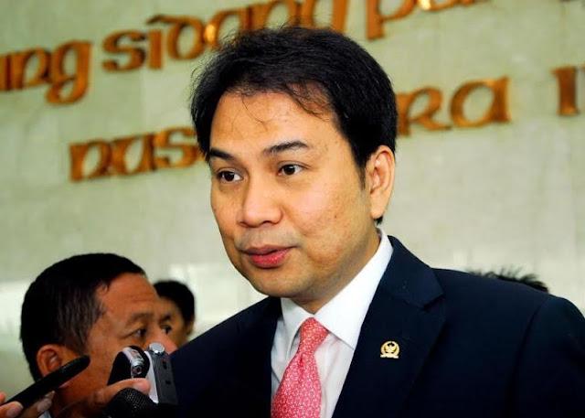 Ngotot Jadi Ketua DPR, Aziz Syamsudin: Yang Penting Setnov Sudah Tanda Tangan