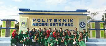Info Pendaftaran Mahasiswa Baru (POLITAP) Politeknik Negeri Ketapang