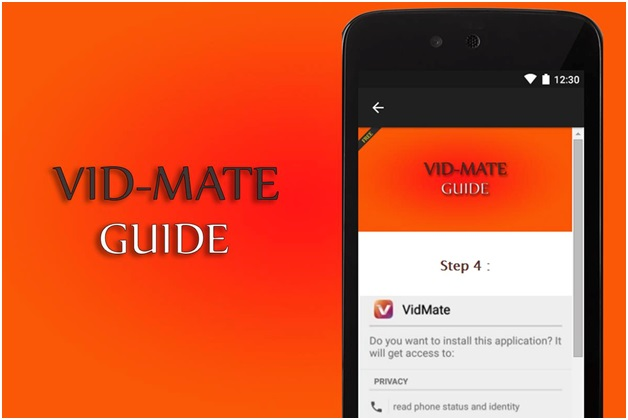 Guide to download and install the vidmate app