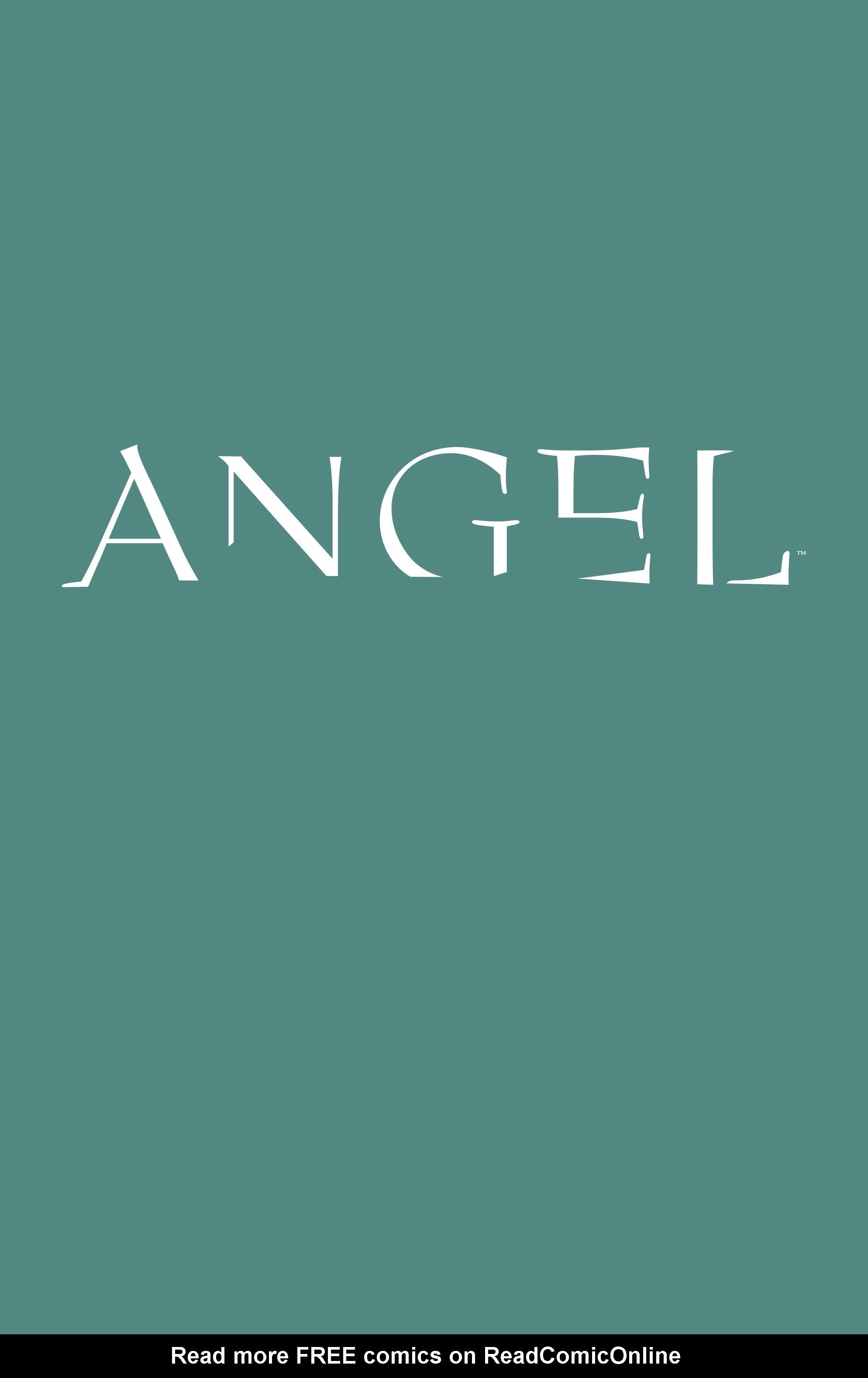 Read online Angel Season 11 comic -  Issue #6 - 28