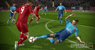 FTS 18 Ultimate Indonesian League Mod Apk (Full Hd+Update Transfer)