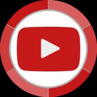 youtube button icon