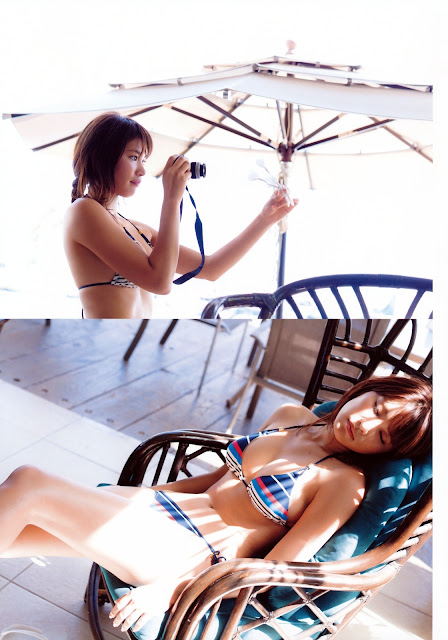 Ikumi Hisamatsu 久松郁実 La iku Photobook 26
