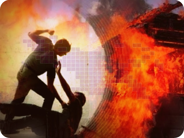 Penganiayaan Warga Berujung Pembakaran Rumah di Jalan Trans Lagari Samabusa